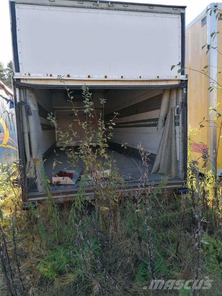 Schmitz Cargobull frysskåp