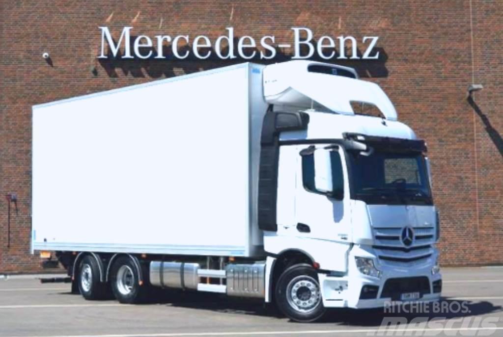 Mercedes-Benz Actros 2553