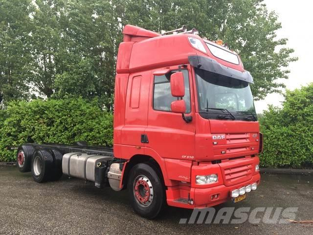 DAF CF85.510 FAN Euro5 Manual