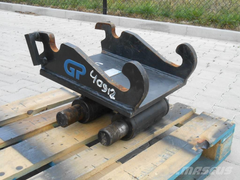 GP Equipment Gebruikte kopplaat Hamer CW10