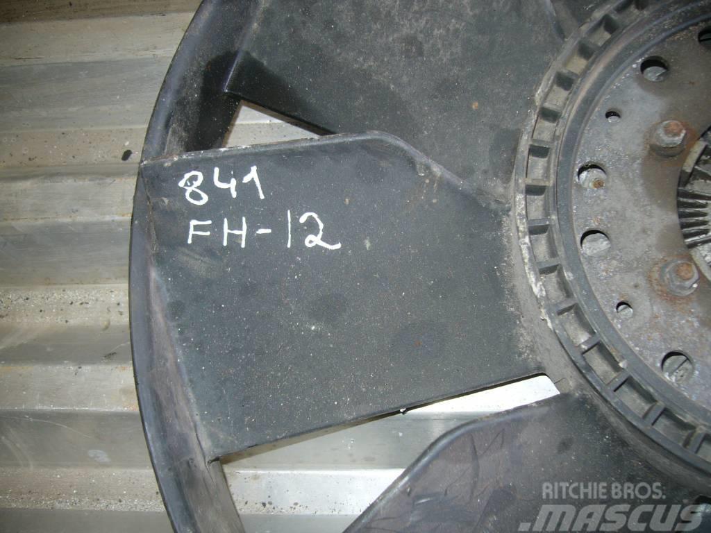 Volvo FH12 ventilator