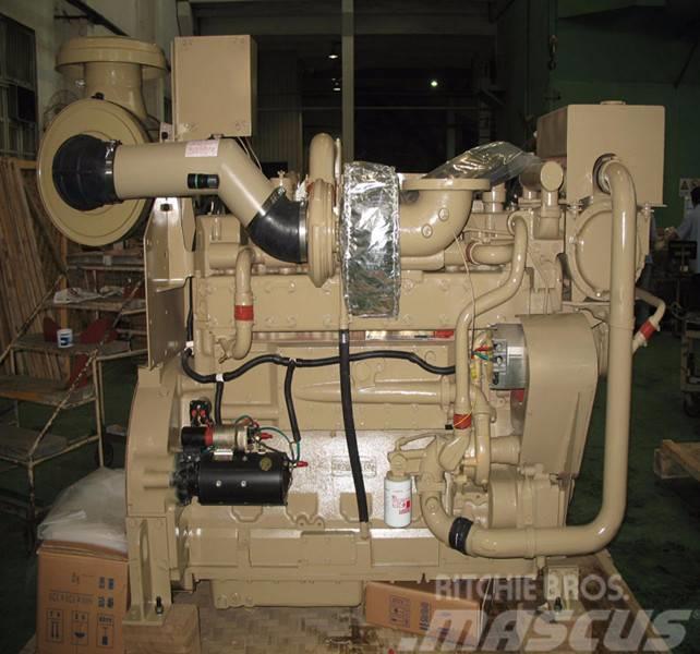 Cummins NTA855-M410 marine diesel engine