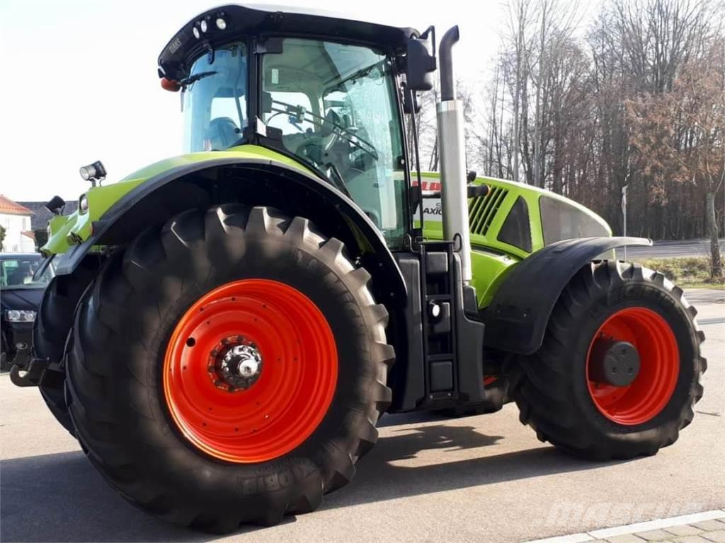 CLAAS Axion 940, FZW, FKH