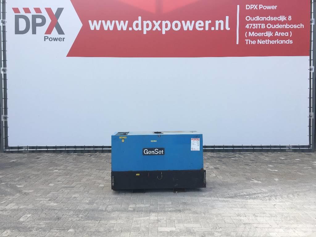 Genset MPM 15/400 SS-KA - 15 kVA - DPX-10767