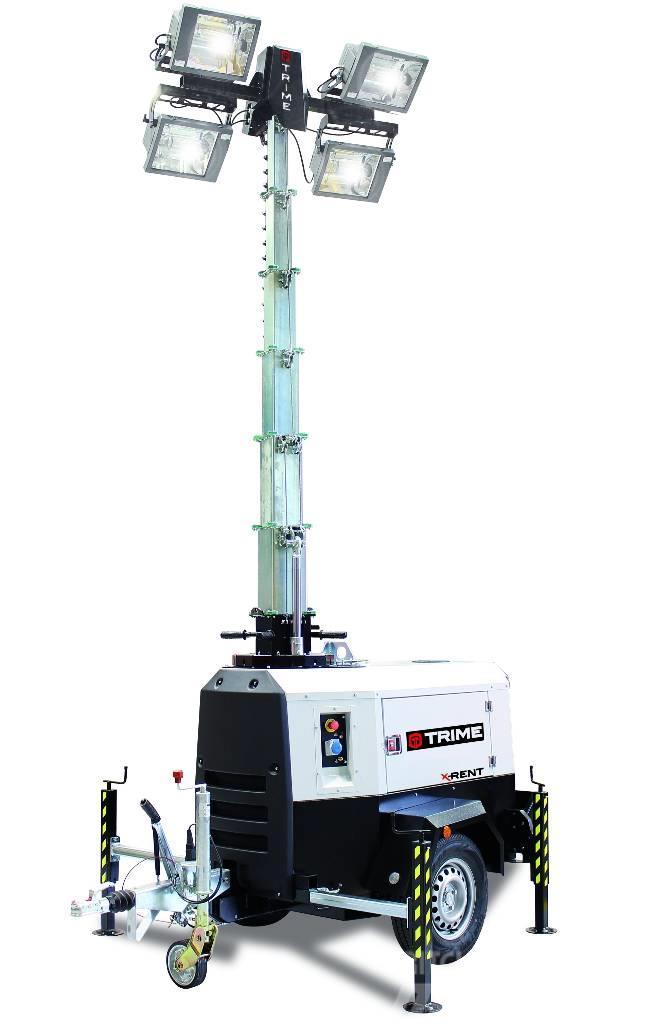 [Other] mobiele lichtmastaggregaat Trime X-Rent Gasontladi
