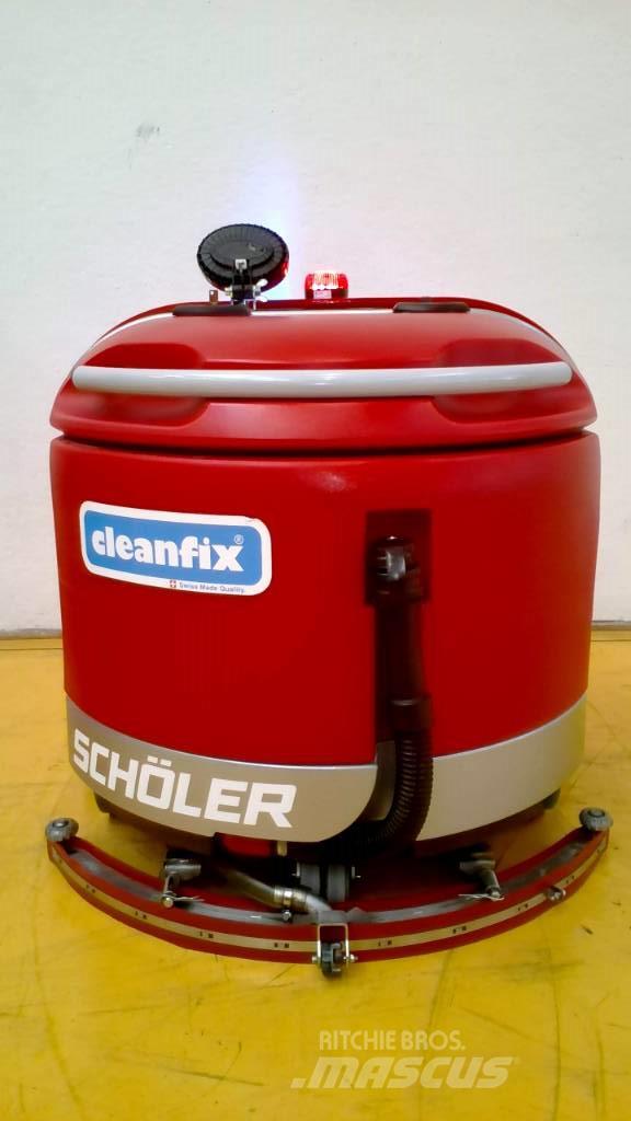 [Other] Cleanfix RA660 NAVI
