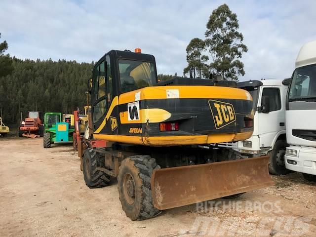 JCB JS 130 W