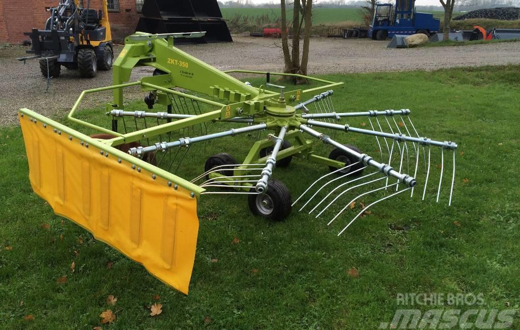 J-Maskiner 350, 2016, Vändare och luftare