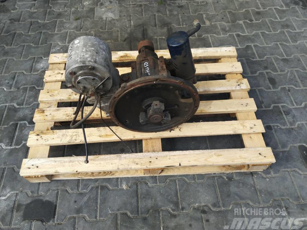 [Other] Sprężarka śrubowa Compair 1322 0673 Screw compress