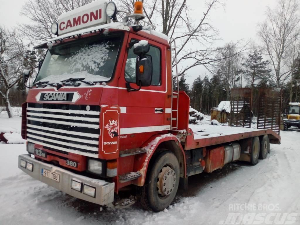 Scania R 113 ML 380