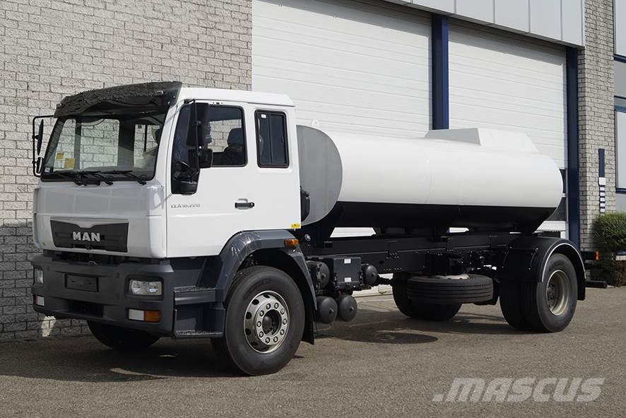 MAN CLA 16.220 BB WATER TANK TRUCK (9 units)