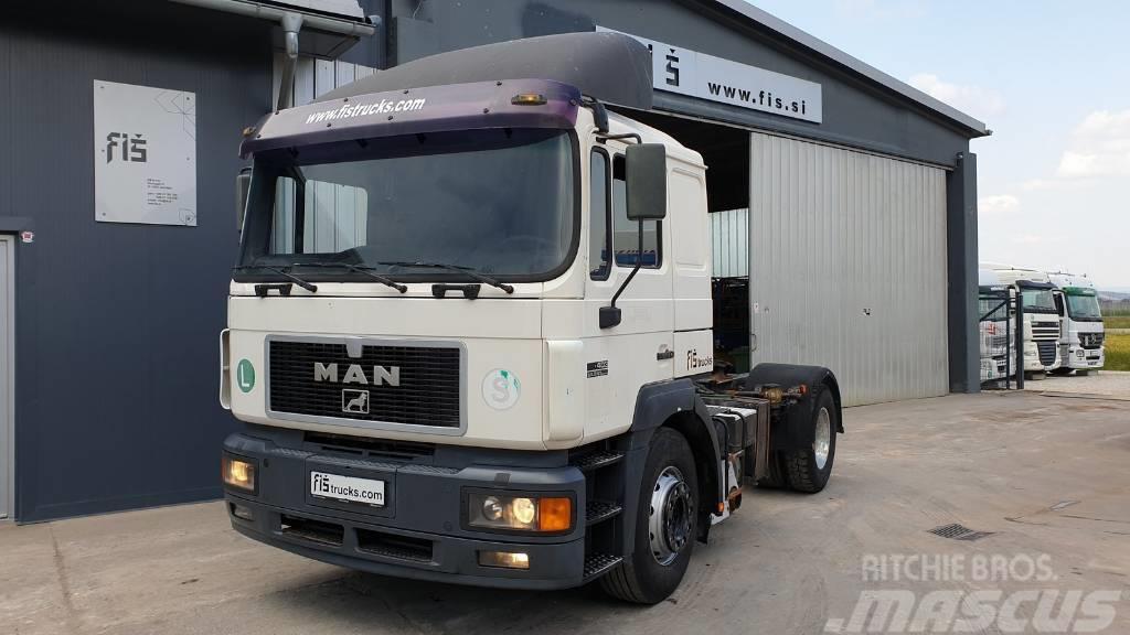 MAN 19.403 FLS 4X2 tractor unit