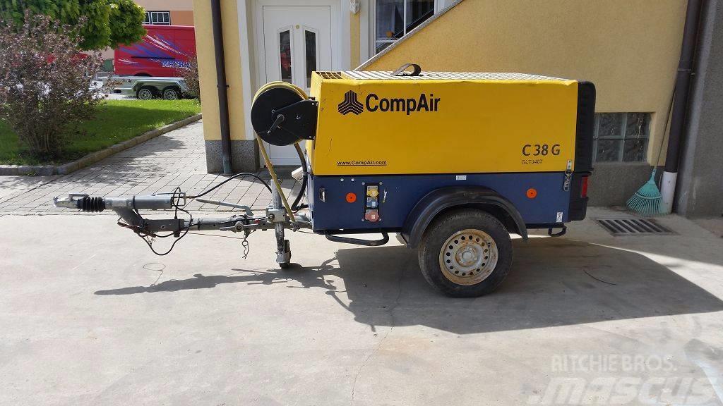 Compair C38G Generator