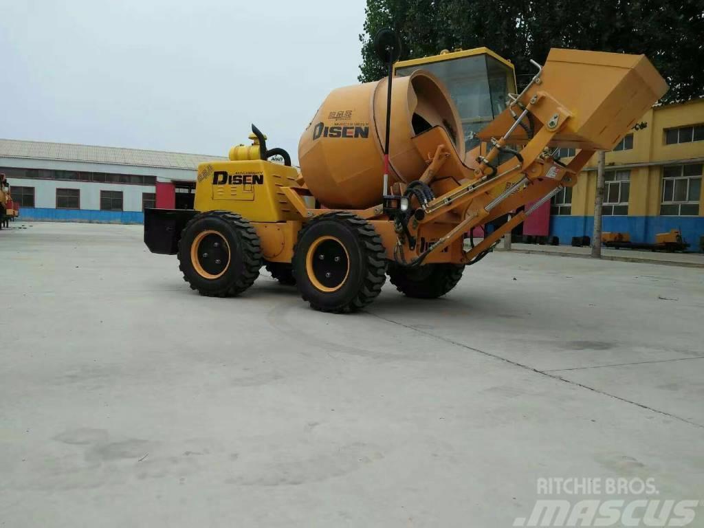Disenwang 迪森王  3 Concrete mixer DZJC--0.5