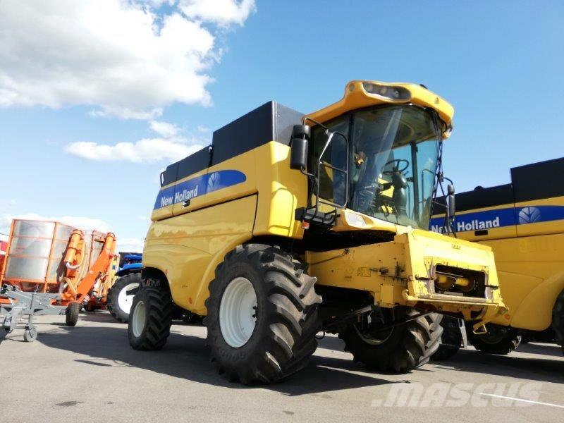 New Holland CS 540