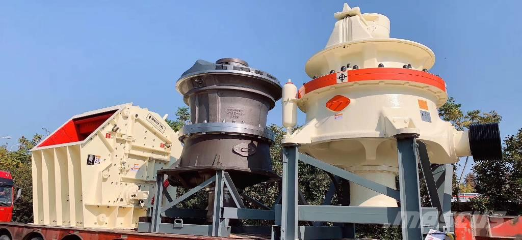 White Lai Sandvik Type Single-cylinder Cone Crusher WH1660