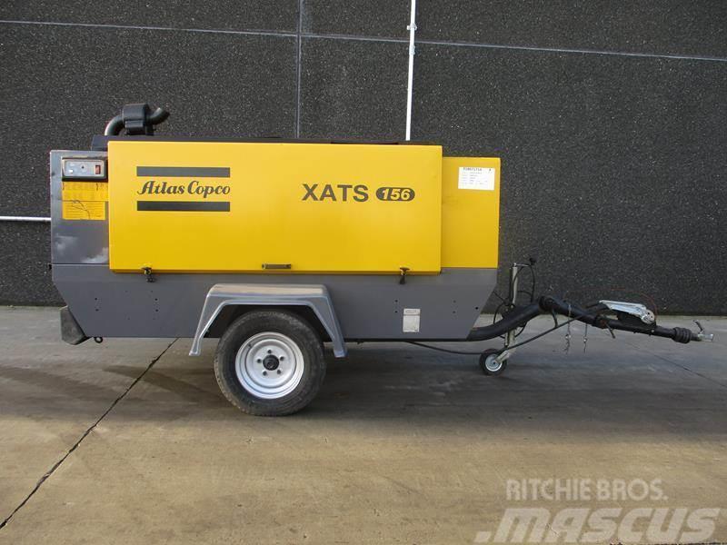 Atlas Copco XATS 156 DD - N