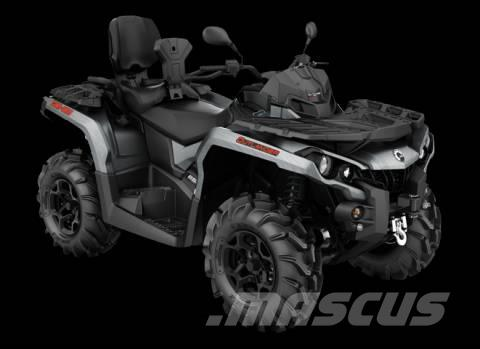 Can-am Outlander 650 MAX PRO T3