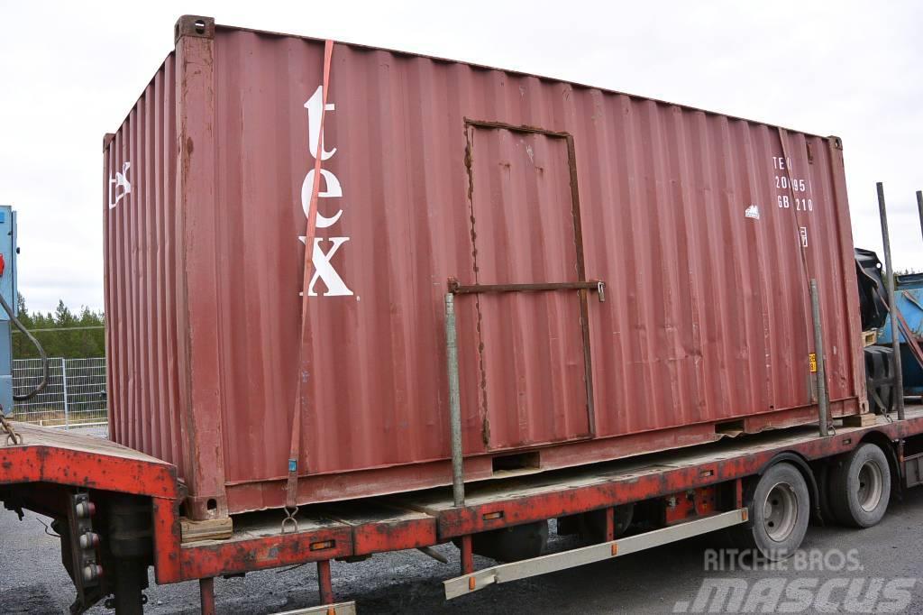 container beg 20fot med sidod rr 17500 m preis schiffscontainer gebraucht kaufen. Black Bedroom Furniture Sets. Home Design Ideas