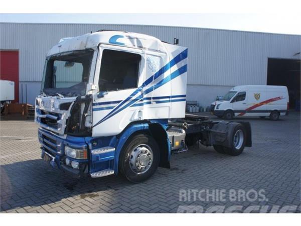 Scania P320 Euro 6 Manual