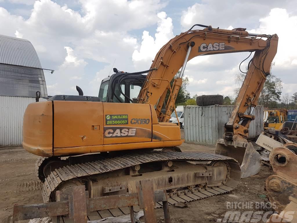 CASE CX 180