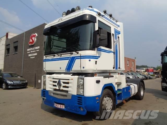 Renault Magnum 440 manual Top 1a Full 5x free delivery