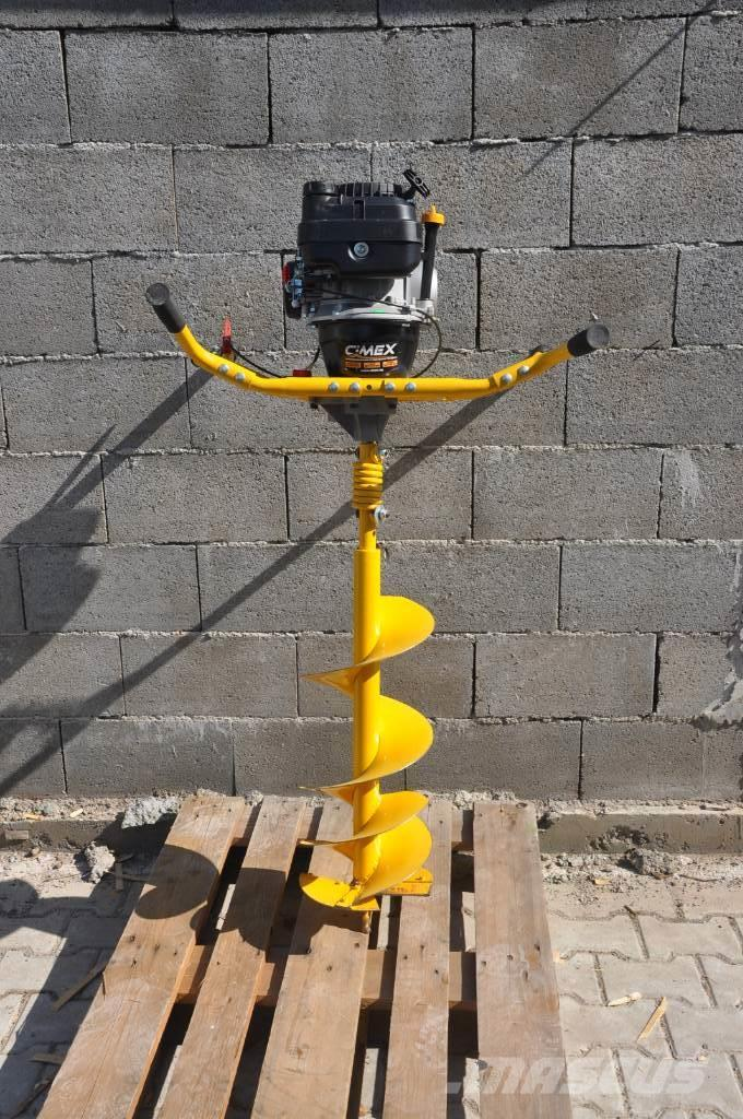 [Other] Earth Auger Drill CIMEX SV250
