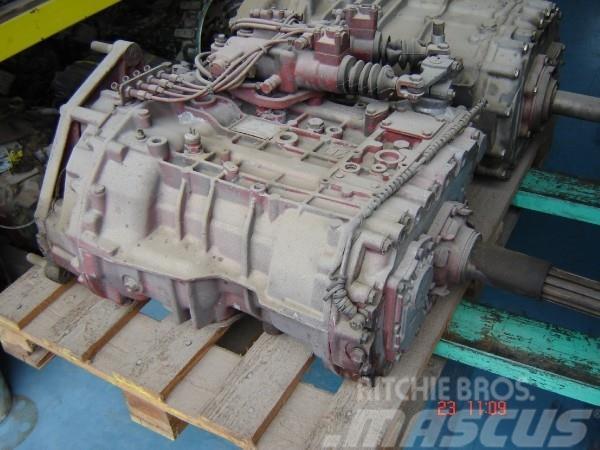 ZF 8 S 180 AVS