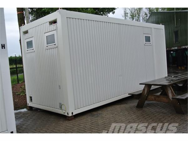 [Other] Onbekend 20ft container