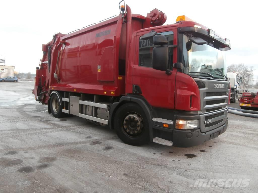 Scania P 270 DB