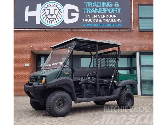 kawasaki mule 4010 trans mule 4010 4x4 diesel gato