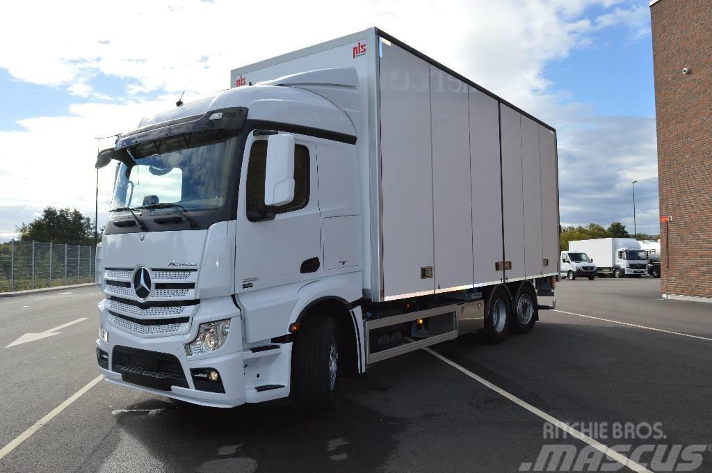 Mercedes-Benz Actros 2551 L 6x2*4