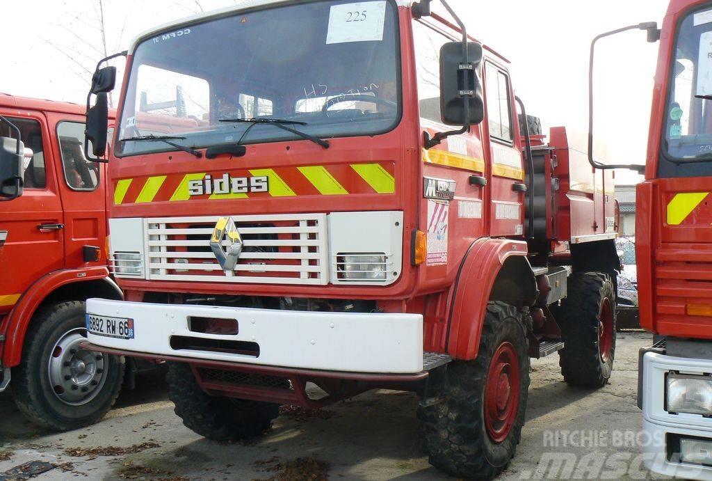 Renault M150 4x4 2500 l  Pożarniczy