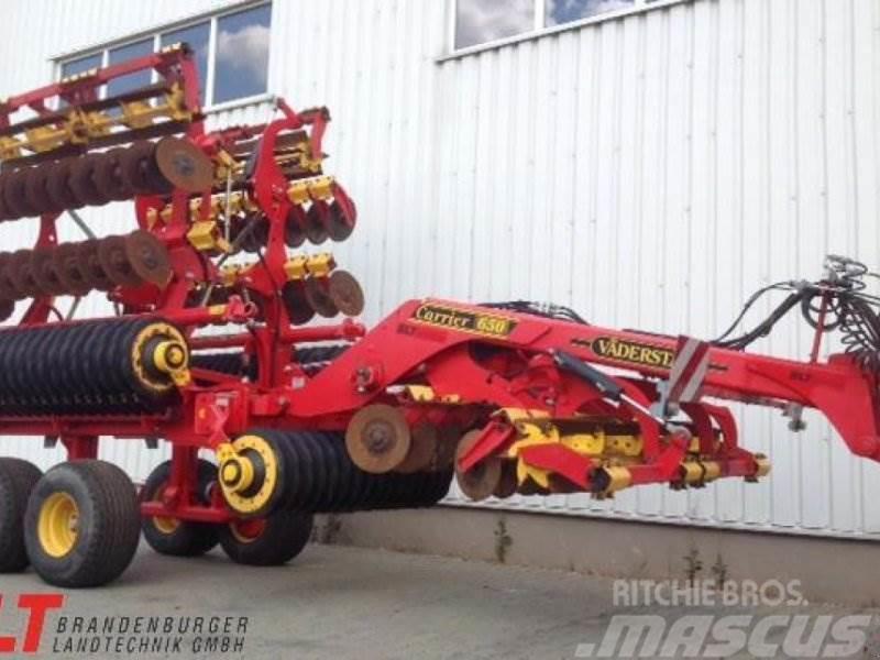 Väderstad CARRIER CR 650 - Vorführmaschine -
