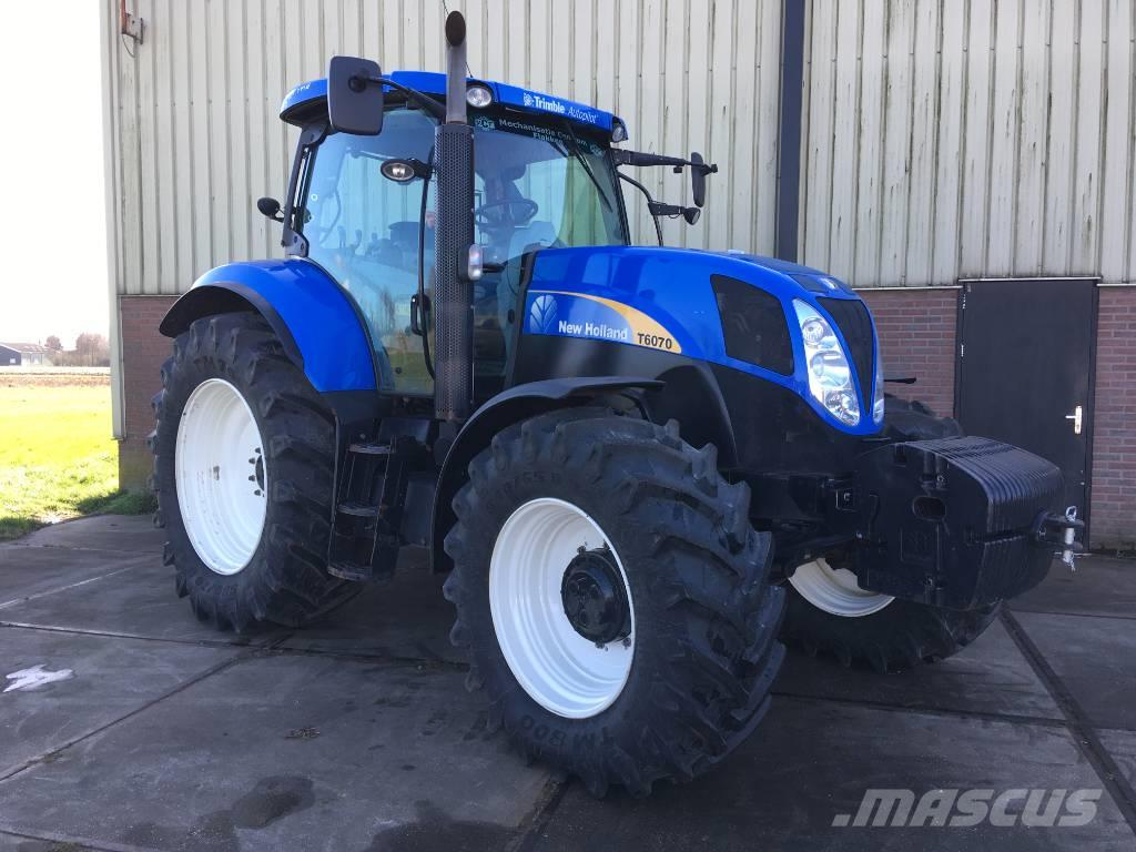 New Holland T 6030 RC