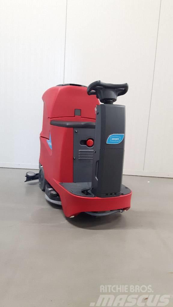 Meijer schrobmachine SR 550
