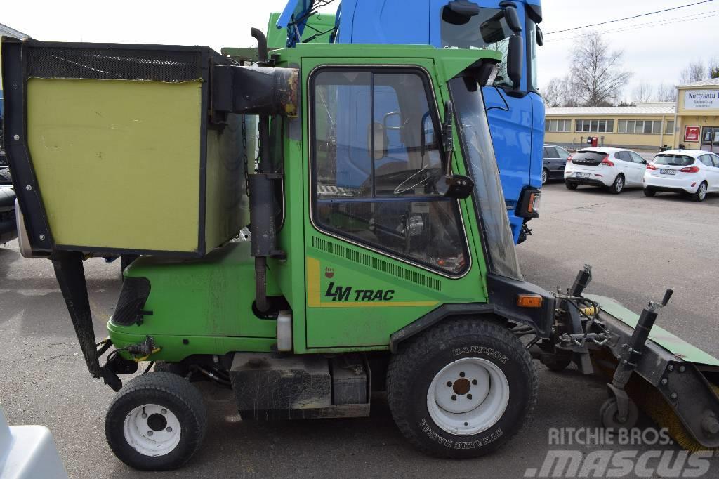 LM Trac 285-HD-4x4