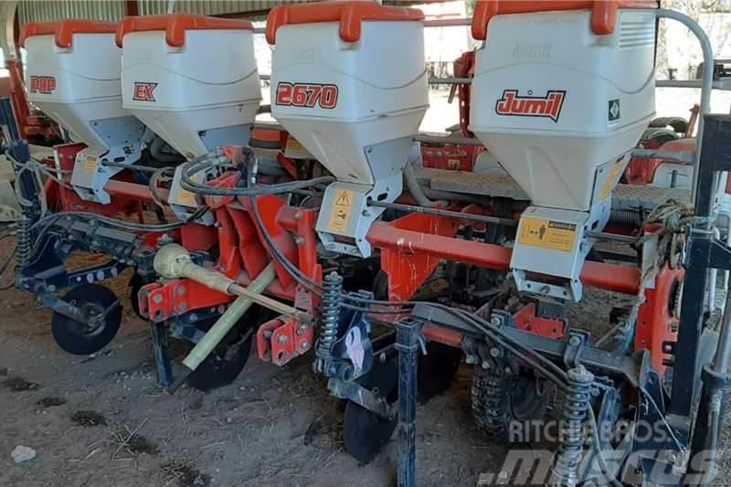 [Other] 2012 Jumil Pop EX 2670 4 Row Planter