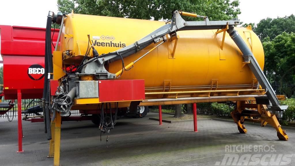 Veenhuis 24000 HA tank