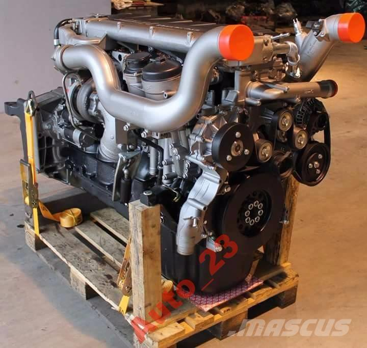 [Other] Silnik MAN TGA TGS TGX D2066LF Euro3 D20 E3 NOWY