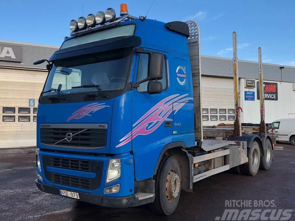 Volvo FH540 6X4