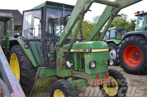 john deere 2130 ls preis gebrauchte traktoren. Black Bedroom Furniture Sets. Home Design Ideas