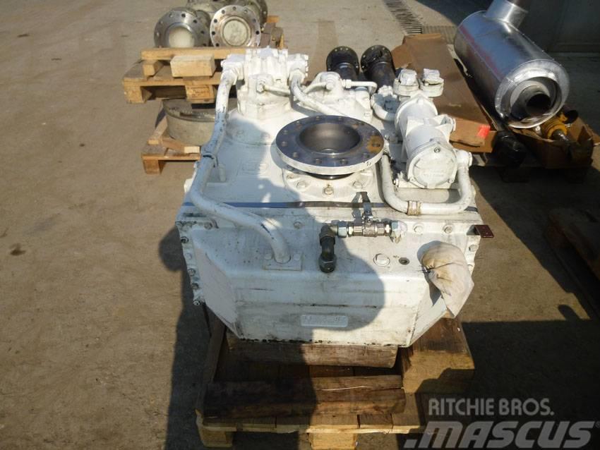 ZF transmission Marine
