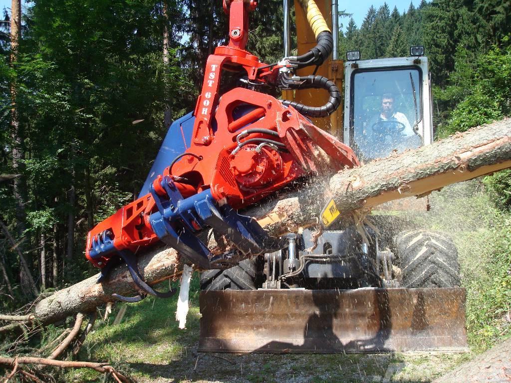 TST harvester head 60H Timbernator