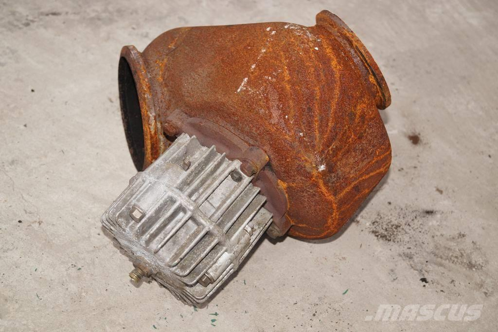 Volvo FM9/ EXHAUST BRAKE