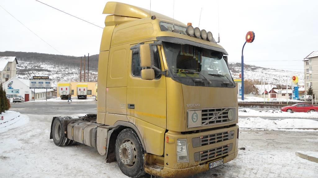 Volvo 440 FH 13 + SChmitz Cargobul MEGA FH 13 440
