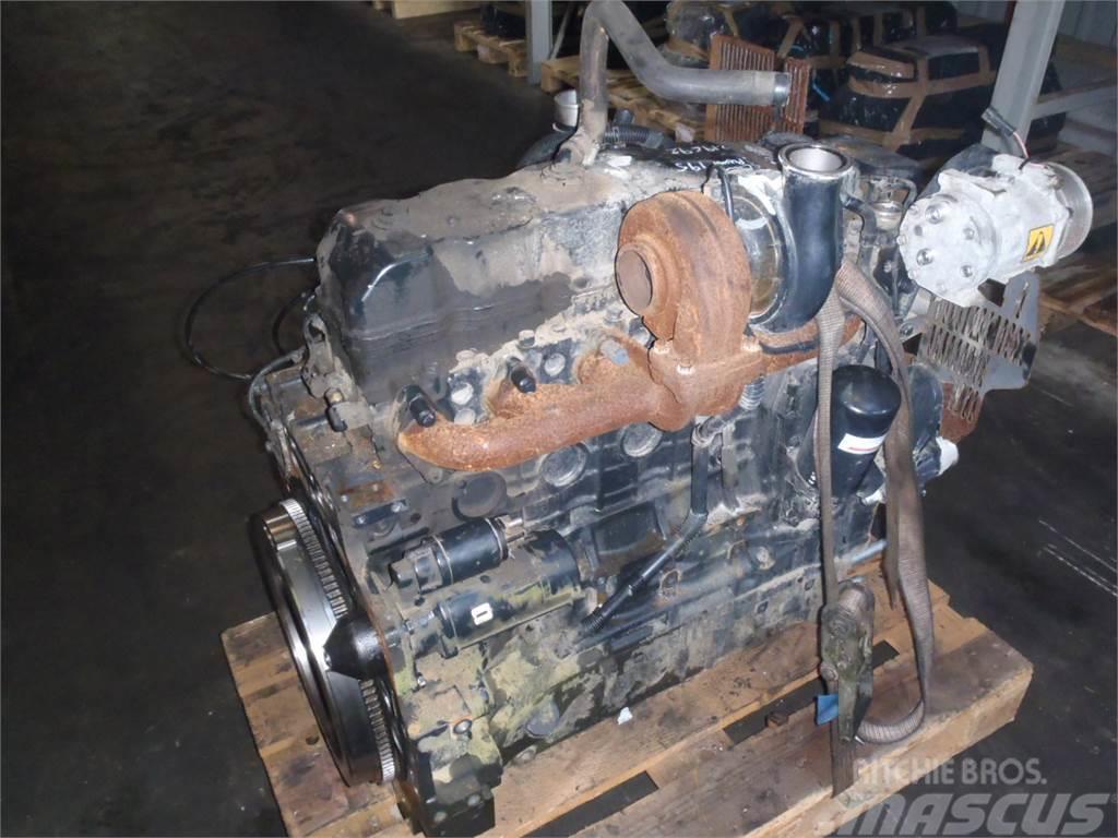 [Other] Engine Case IH Puma 195