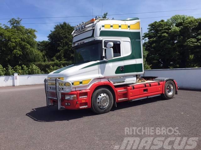 Scania T CAB 164-580