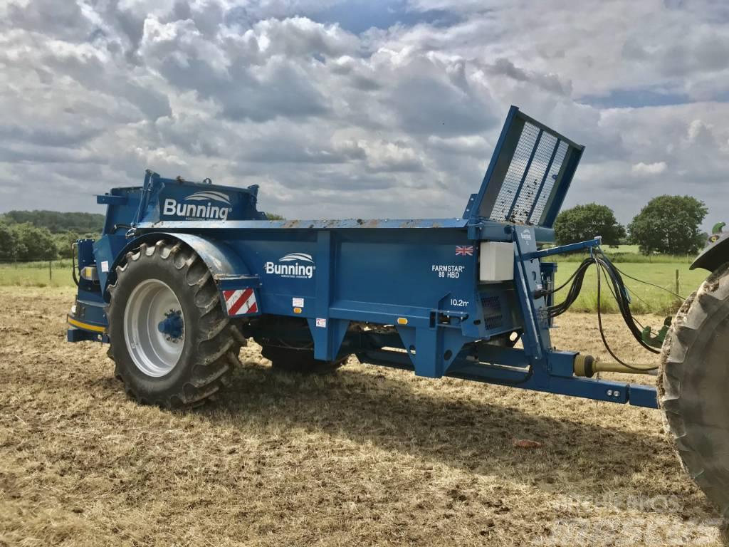 Bunning Farmstar 80 HBD