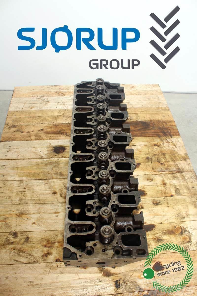 Lamborghini R7 200 Cylinder Head
